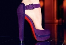 """❤Shoes ❤ / """"Give a girl the right shoes and she can conquer the world"""" / by Karmen Vidal"""