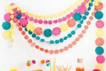 Party Ideas! / Party food, ideas, decor and DIY ideas.