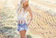 Clothing Styles  / Styles i love & want / by Melanie Haller