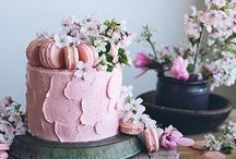 Pâtisserie and baking / Beautiful pâtisseries, cakes and tarts that inspire me.