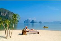 Beautiful Beaches / Lovely series of photo's from all round the world.