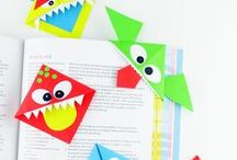 Cool Classroom / Fun crafts and cool ideas for the young classrooms. Some products to make these fun kids crafts can be found at http://www.binding101.com/