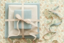 Gift Packaging / Sometimes lovelier than the gift, packaging makes the first impression. / by Cheri Barner LaTorre