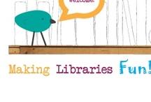 School/library / by Susie Gorick