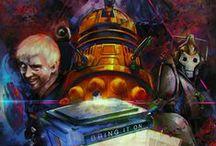 Doctor Who / by Savannah Honaker