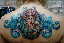 Tattoos / by Dannielle Barlow