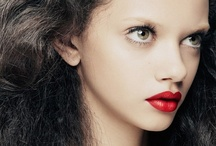 Pretty Face / Make up ideas, products I like or want  / by Karmen Vidal
