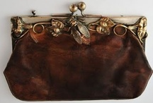 Bags, Purses & Wallets / The stuff you keep your stuff in. / by Cheri Barner LaTorre