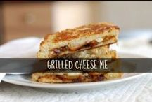 P #55 Grilled Cheese Me / by Kelsey Banfield | The Naptime Chef