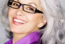 """aging """"gray""""cefully / by Shear Perfection Salon"""