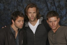 Supernatural - tv show / =D The Supernatural writers are by far some of my favorite writer/creators out there! Wish I could meet them!  / by Bethany