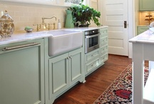 Kitchen Inspriation / Because everybody ends up here. / by Cheri Barner LaTorre
