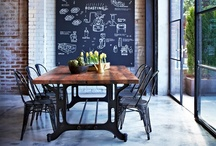 Dining Room Inspiration / Where you eat, where you entertain. / by Cheri Barner LaTorre