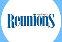 Reunion Ideas / Great ideas for organizing the perfect reunion. Everything from reunion-perfect destinations to the best family-fun activities. Visit ReunionsWorkbook.com for the best reunion advice.
