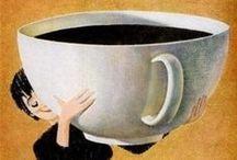 Crazy for Coffee   ☕ / by ℳyha Papaya ❀