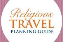 Religious Travel Ideas / Great ideas and destinations for travelers who want to strengthen their faith. Visit ReligiousTravelPlanningGuide.com for more great faith-based destinations.