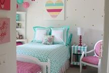 House {Girls Bedroom}