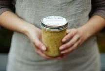 can, jar and preserve  / by Abby Ytzen-Handel