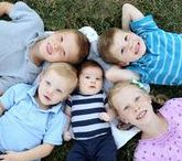Raising Happy Kids / Loving on babies, fostering a great relationship with your kids and having fun.