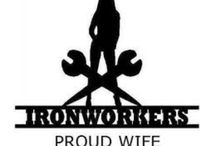 Ironworker Wife / by Susan Donald