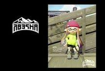 Splatoon Inkling Fashion / Splatoon galery