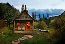 Home : Awesome Abodes / by Ro Xana Star