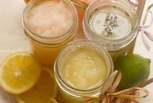 DIY : Body : Skin Care / recipes for homemade natural products / by Ro Xana Star