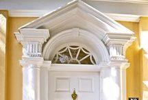 Beautiful Doors & Windows / by Barbara Schaeufele