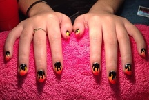 just the tips / NAILS / by Diana Nguyen