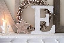 Holiday Decor / by Amy Brewington