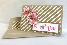 Cards and Gifting-Stampin Up! / by Robin Troutman