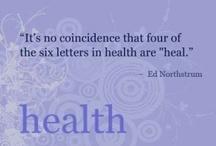 Health / by Jackie Brown
