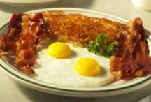 Breakfast Time / NORMS Breakfasts are served FRESH 24/7. NORMS has the BEST Breakfast dishes in Los Angeles and Orange County! #Best_Breakfast #Best_Bacon #Best_Pancakes
