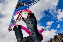 Snowboard / by Ski PA