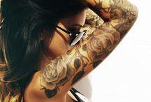 Amazing Tattoos / by Becky Jezuit