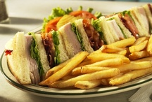 Fresh Sandwiches  / NORMS has the BEST Sandwiches in Los Angeles and Orange County! Served with crisp FRENCH FRIES, golden ONION RINGS, or seasonal FRESH FRUIT.