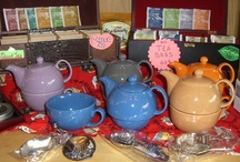 Tea / All the tea you could ever dream of! / by Ruth-Anne's Gourmet Market