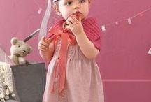 Mini vintage princesse / Inspiration pour créer une petite princesse