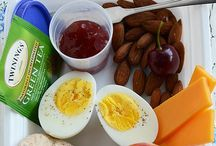 Healthy eats / by Becky Jezuit