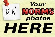 NORMS Fan Board