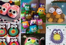 All things Owls! / Owls to love and or create.