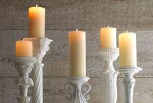 candles i love..