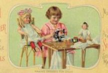 Stitch Witchery- Sewing  / Sewing and crafts requiring needle and thread