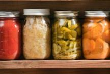 Food : Fermenting & Preserving / by Ro Xana Star