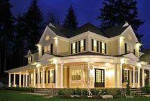 dream homes / by Jess Stein