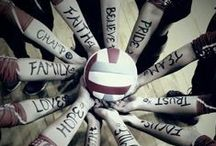 Volleyball (chloe) / by Andrea Shishmanian