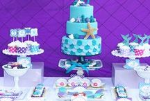 Baby Shower-Mermaid