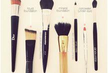 Make-up tools..
