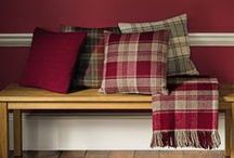 Interiors: Check This Out / For tartan interiors, look no further than Laura Ashley....