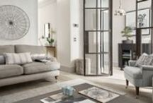 Interiors: City Dwelling / Cool and contemporary with an urban edge, our City Dwelling collection creates an easygoing interiors look and a different edge to Laura Ashley.